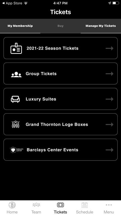 Brooklyn Nets/Barclays Center screenshot-4