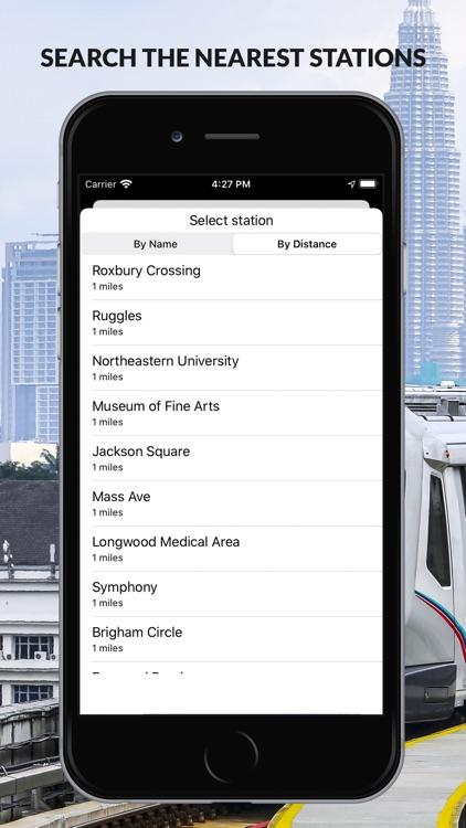 Live MBTA screenshot-4