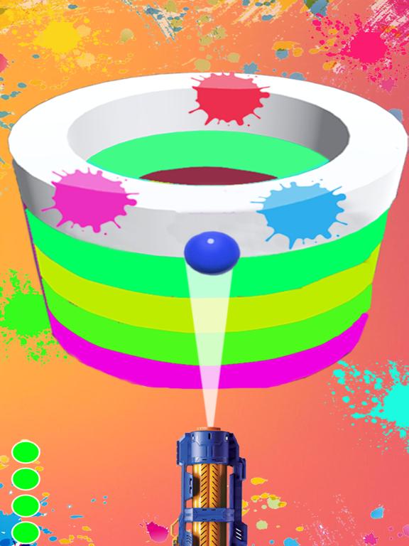 PaintBall Hitting:Tower Blast screenshot 5