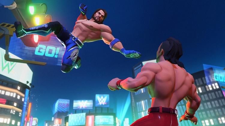 WWE Undefeated screenshot-7