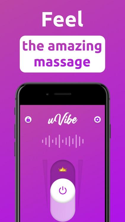 uVibe - Massager For Women App