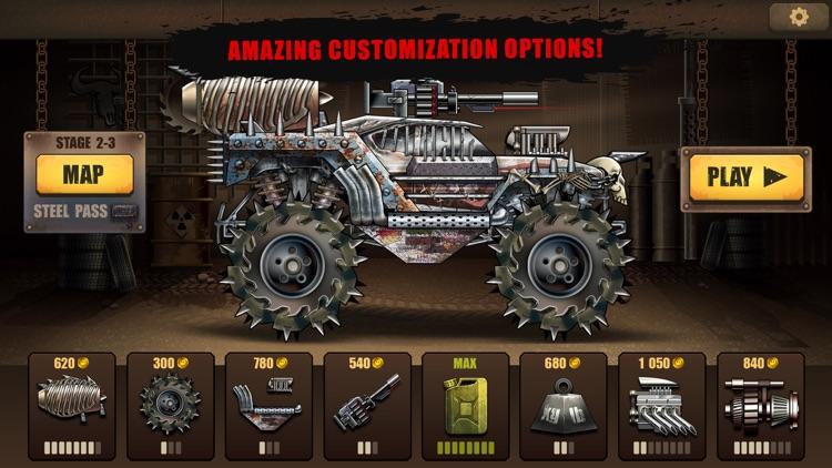 Zombie Hill Racing: Earn & Win screenshot-0