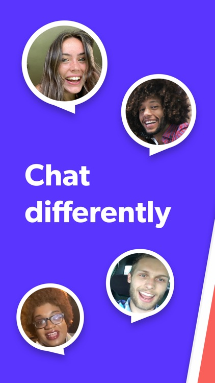 Friended   Meet People & Chat screenshot-0