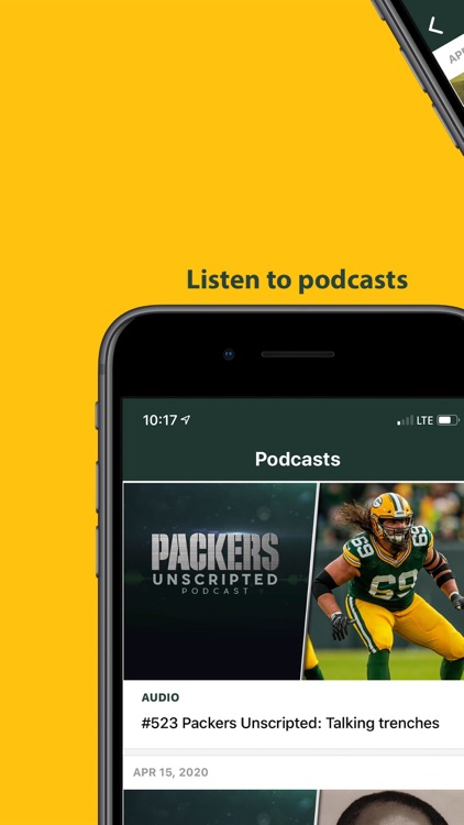 Official Green Bay Packers screenshot-6