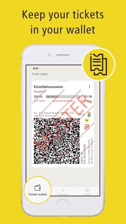 BVG Ticket App screenshot-7