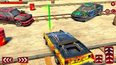 Train Car Derby Crash Sim 3D screenshot 3