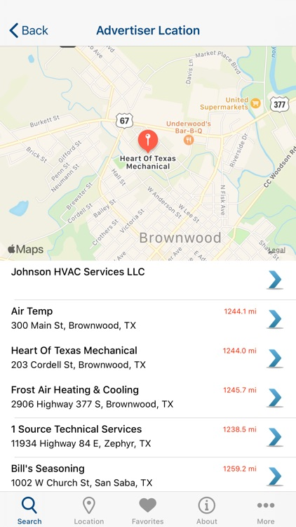 TXPages Local Business Search screenshot-4