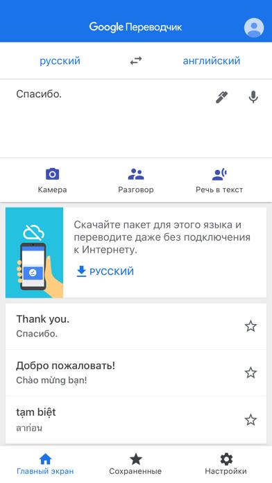 Google Переводчик для ПК 1