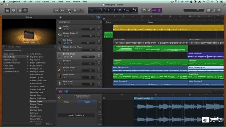 Beyond Course for Garageband screenshot-3