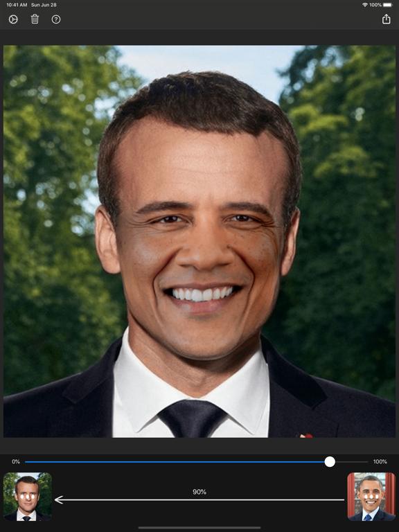 Face Morph - Morph 2 Faces screenshot 12