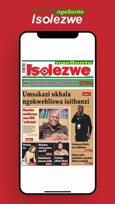 Isolezwe ngeSontoScreenshot of 1