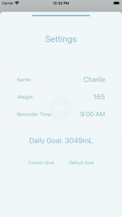 Hydrate - Water Tracker screenshot-3