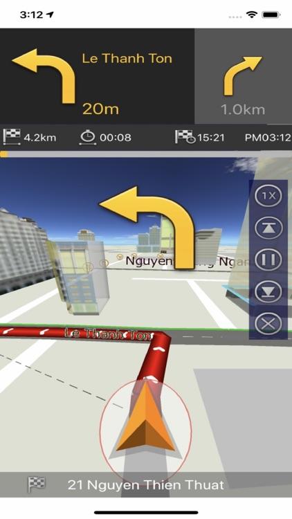 GPS Navigation Vietnam