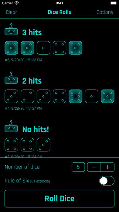 Скриншот №1 к SchattenWurf for Shadowrun