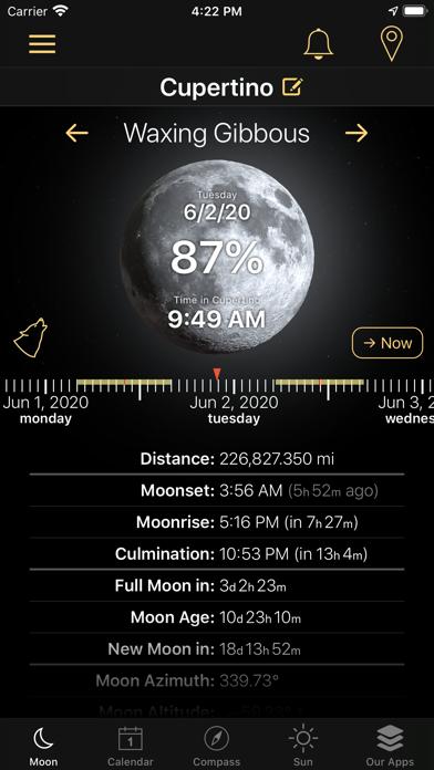 Moon Phases and Lunar Calendarのおすすめ画像3