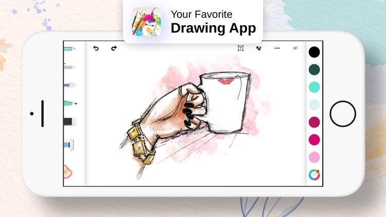 Drawing Pad procreate Sketch