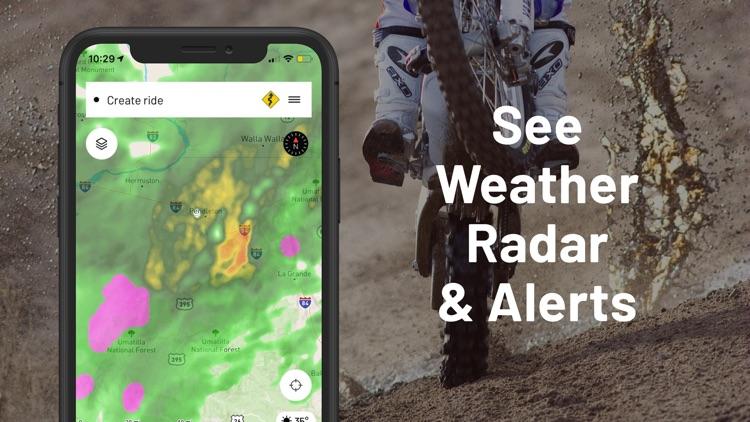 REVER - Motorcycle GPS & Rides screenshot-4