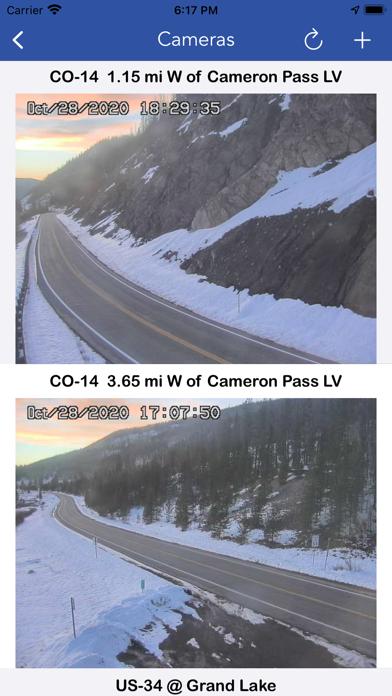 CDOT Colorado Road Conditions screenshot 9