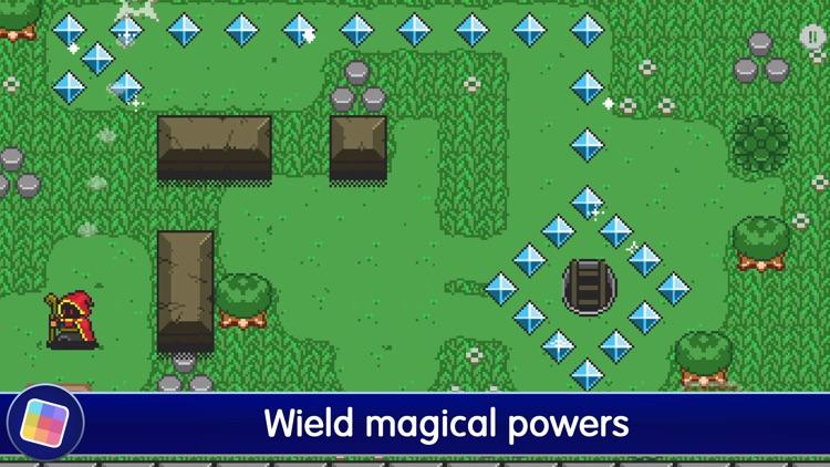 Wizard Golf RPG - GameClub screenshot-0