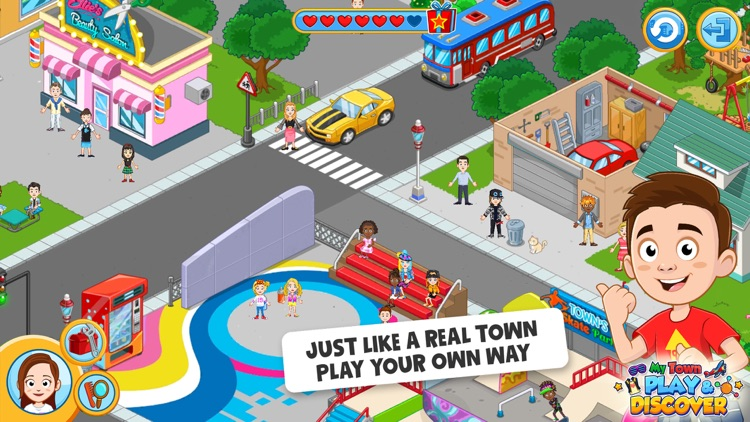 My Town : Play & Discover screenshot-0
