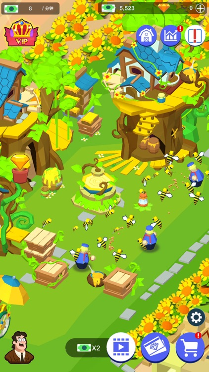 放置农场-经营自己的农场 screenshot-5