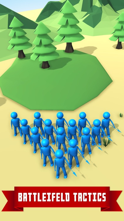 Epic Defense Battle screenshot-4