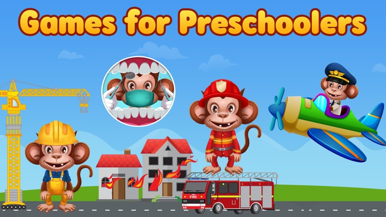 Preschool Games :Toddler Games screenshot-0