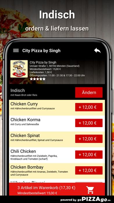 City Pizza by Singh Menden screenshot 6