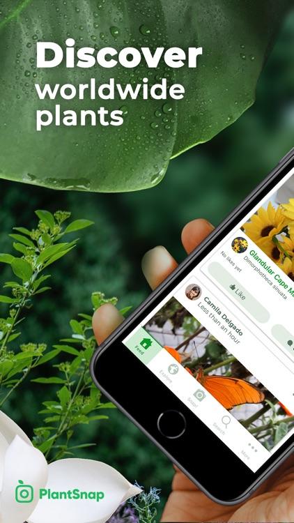 PlantSnap Pro: Identify Plants screenshot-0