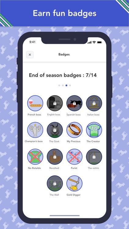 MPG Football screenshot-5