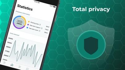 Screen Shot Prime Shield: online security 1