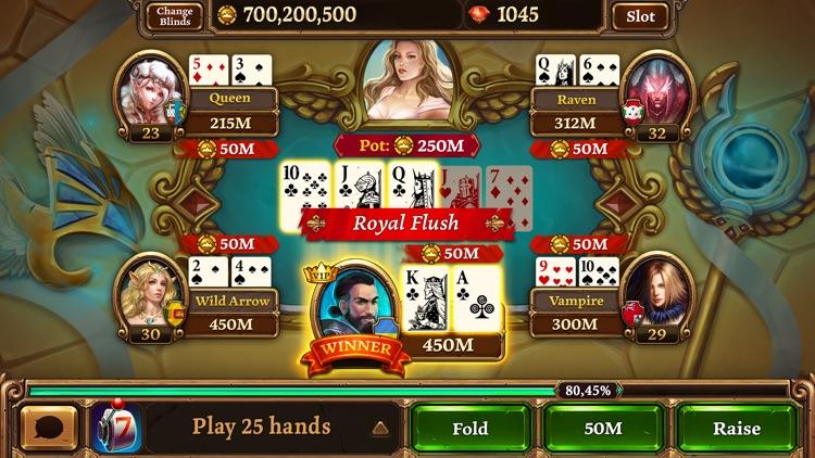 Texas Holdem - Scatter Poker screenshot-6