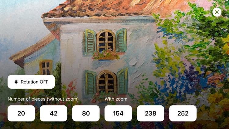 1000 Jigsaw Puzzles Art screenshot-4
