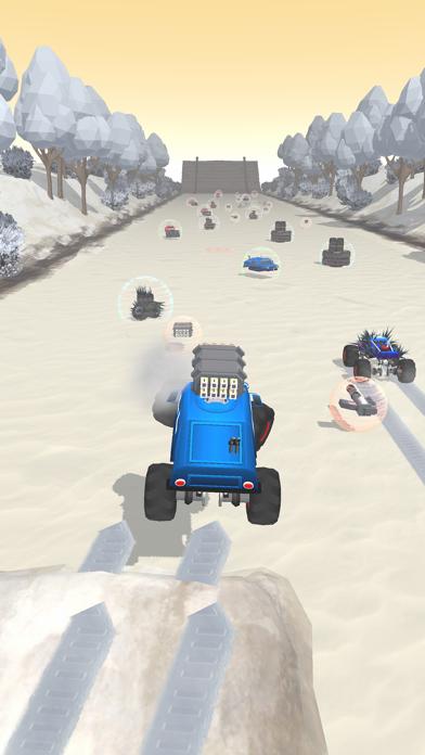 Carnage Run screenshot 1