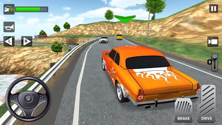City Taxi Driving: Driver Sim screenshot-8