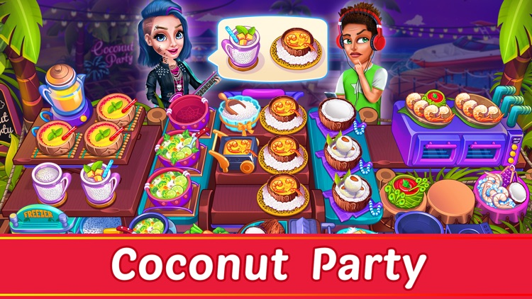 Cooking Party Star