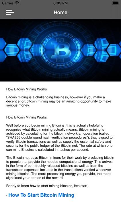 Crypto Mining Course BTC miner