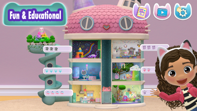 Gabbys Dollhouse:Create & Play screenshot 1