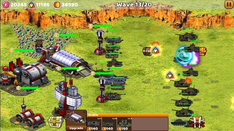 Empire Defender: Kingdom Ages