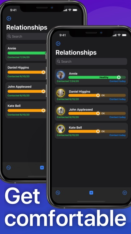 Relate - Relationship Manager screenshot-8
