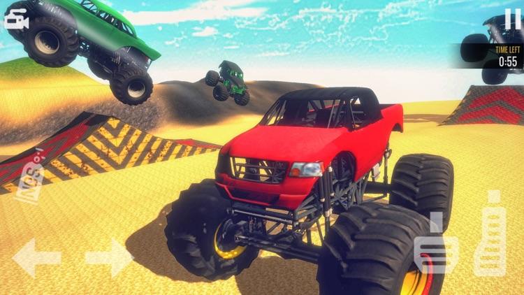 Monster Truck: Lets Go Offroad screenshot-3