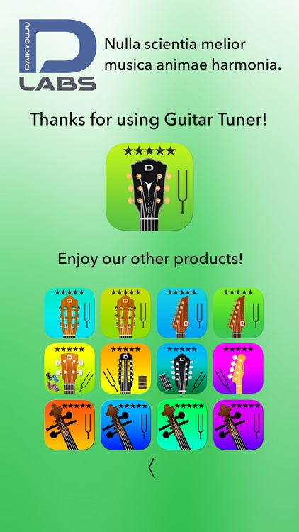 Acoustic Guitar Tuner Pro screenshot-9