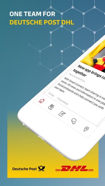 SmartConnect Deutsche Post DHL