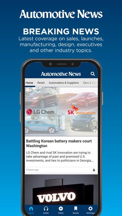 Automotive News screenshot-5