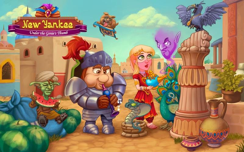 New Yankee: The Genie's Thumb screenshot 1