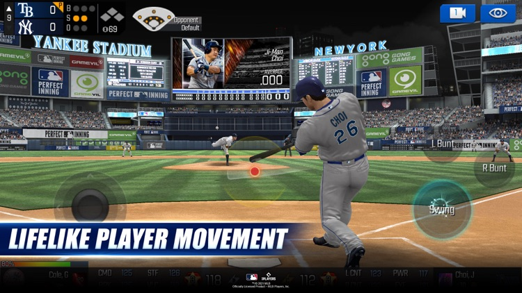 MLB Perfect Inning 2021 screenshot-2