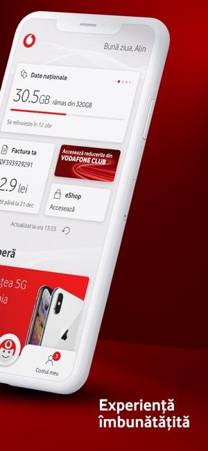My Vodafone Romania on the App Store
