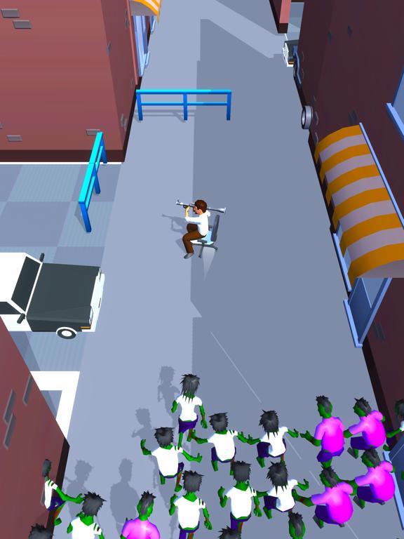 Rocket Runner 3D screenshot 10