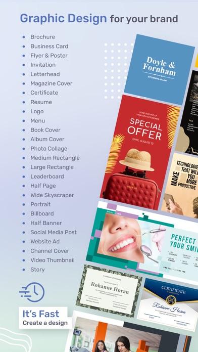 Brand Maker – Logo,Poster&Card 1