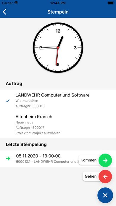 messages.download LANDWEHR Job software